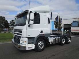 DAF CF 85 Series Primemover Truck - picture11' - Click to enlarge