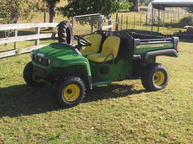 John Deere TX Gator 4 x 2  - picture1' - Click to enlarge