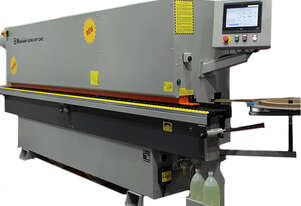 NikMann 2RTF-v.52 edgebander with pre-milling and double corner rounders from Europe