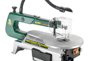 Record Power SS16V Variable Speed Scrollsaw