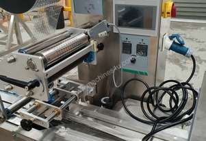 Packaging machine/pillow-flow pack