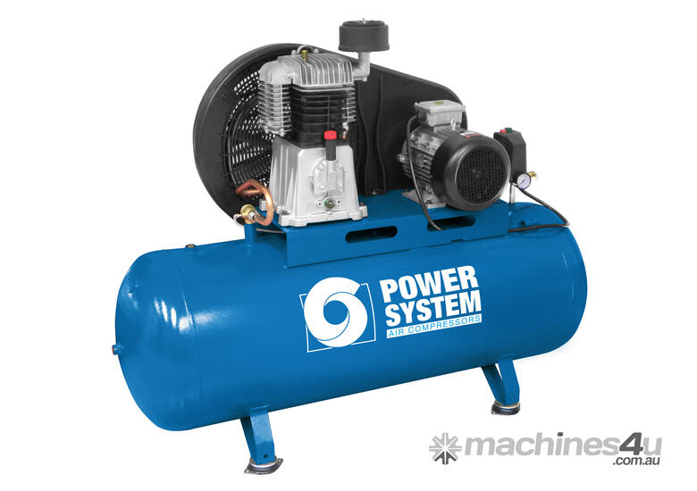 Power System 7.5Hp Reciprocating Piston Compr European Built ***OVERSTOCK CLEARANCE SPECIAL***