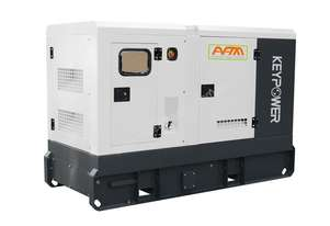 44kVA Portable Diesel Generator - Single Phase