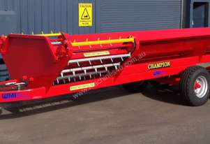 CHAMPION BALE FEEDER - Australian Made