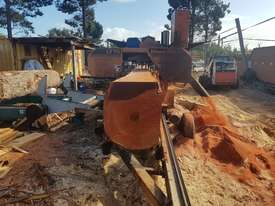 Woodmizer LT70 sawmill operation - picture0' - Click to enlarge