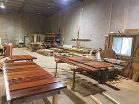 Woodmizer LT70 sawmill operation - picture4' - Click to enlarge