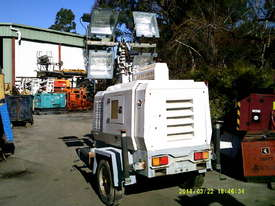 12kva 240 volt new genset in trailers 3cyl perkins / stanford generator silenced , only 2 left - picture0' - Click to enlarge