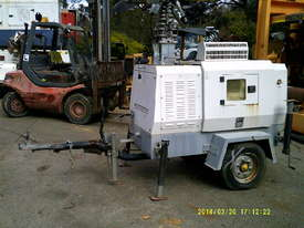 12kva 240 volt new genset in trailers 3cyl perkins / stanford generator silenced , only 2 left - picture2' - Click to enlarge