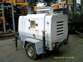 12kva 240 volt new genset in trailers 3cyl perkins / stanford generator silenced , only 2 left - picture3' - Click to enlarge