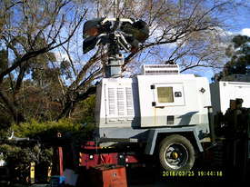 12kva 240 volt new genset in trailers 3cyl perkins / stanford generator silenced , only 2 left - picture4' - Click to enlarge