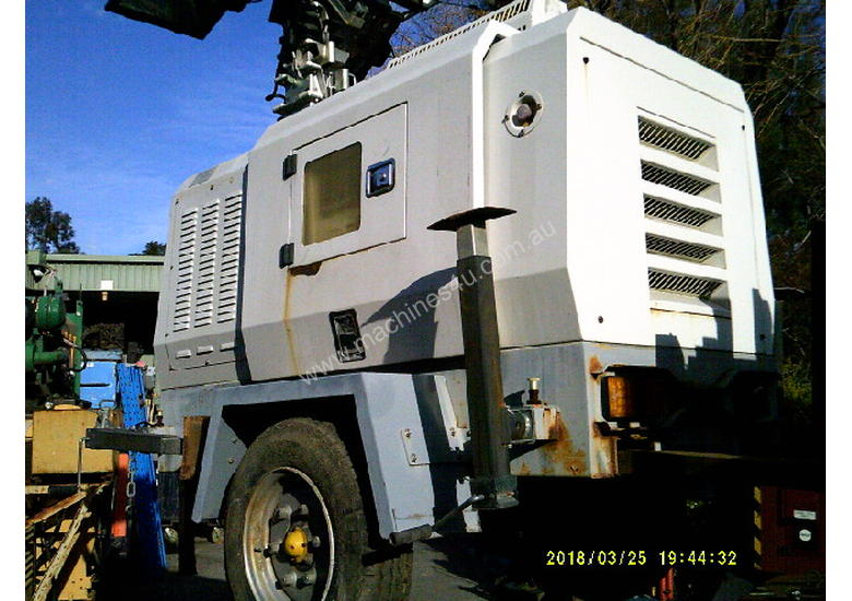 12kva 240 volt new genset in trailers 3cyl perkins / stanford generator silenced , only 2 left