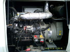 12kva 240 volt new genset in trailers 3cyl perkins / stanford generator silenced , only 2 left - picture10' - Click to enlarge
