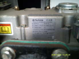 12kva 240 volt new genset in trailers 3cyl perkins / stanford generator silenced , only 2 left - picture11' - Click to enlarge