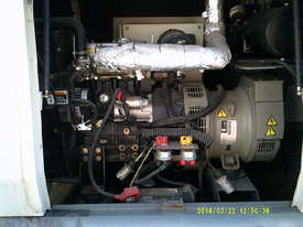 12kva 240 volt new genset in trailers 3cyl perkins / stanford generator silenced , only 2 left - picture15' - Click to enlarge