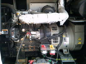 12kva 240 volt new genset in trailers 3cyl perkins / stanford generator silenced , only 2 left - picture16' - Click to enlarge
