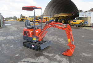 UNUSED 2018 EVERUN ERE08 MINI EXCAVATOR
