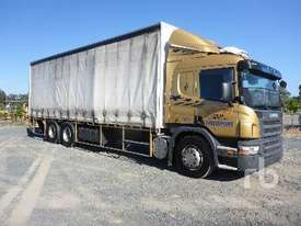 SCANIA P380 Tautliner Truck - picture0' - Click to enlarge