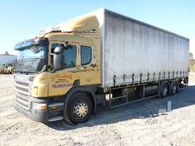 SCANIA P380 Tautliner Truck - picture1' - Click to enlarge