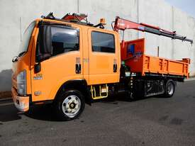 Isuzu NPR300 Tipping tray Truck - picture0' - Click to enlarge