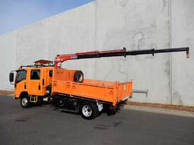 Isuzu NPR300 Tipping tray Truck - picture2' - Click to enlarge