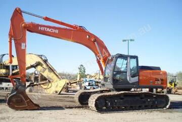 27 Tonne Excavator with Buckets for