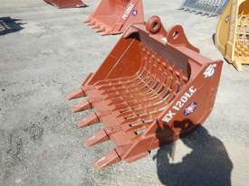 Unused 1150mm Skeleton Bucket to suit Hitachi  ZX120 / ZX135 - 8754 - picture0' - Click to enlarge