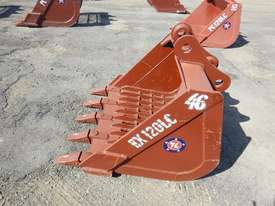Unused 1150mm Skeleton Bucket to suit Hitachi  ZX120 / ZX135 - 8754 - picture1' - Click to enlarge