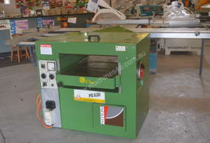 Paoloni Heavy Duty Thicknesser