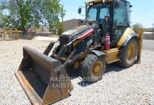 CATERPILLAR 432E Backhoe Loaders