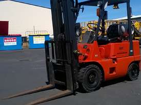 Mitsubishi 1.8T Used LPG Forklift FG18 - picture0' - Click to enlarge