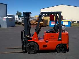 Mitsubishi 1.8T Used LPG Forklift FG18 - picture1' - Click to enlarge