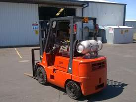 Mitsubishi 1.8T Used LPG Forklift FG18 - picture2' - Click to enlarge