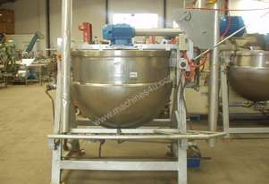 Fallsdell Machinery Steam Jacketed Mixing Pan