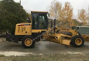 Grader 102hp 2 Axle Ac Cabin with Rippers and Front Blade