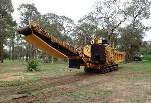 Vermeer HG6000 Mulcher Forestry Equipment