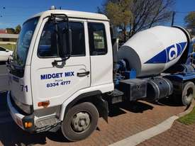 2003 6 speed Manual Nissan Concrete Truck UD MK 240 - picture1' - Click to enlarge