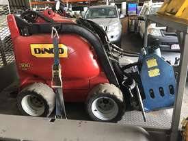 Dingo K9-4, poly planet, sweeper & trailer - picture1' - Click to enlarge