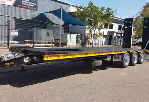 NEW 2021 FWR Tri Axle Tag Trailer with EBS ** FREE FREIGHT SYD & MELB **