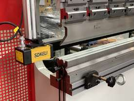New 3200mm x 135Ton eBend CNC Pressbrake, Laser Guards, Tooling at a Knockout Price - picture8' - Click to enlarge