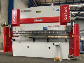 New 3200mm x 135Ton eBend CNC Pressbrake, Laser Guards, Tooling at a Knockout Price - picture0' - Click to enlarge