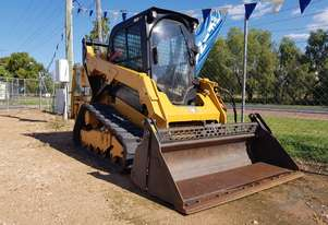 2014 CAT 259D COMPACT TRACK LOADER
