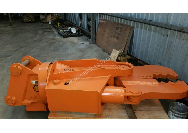 Concrete Pulveriser suits 30T plus machine IN STOCK NOW!