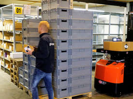 JX1 ELECTRIC ORDER PICKER 0.5T - picture1' - Click to enlarge