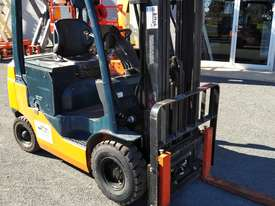 Toyota forklift Diesel flameproof  - picture0' - Click to enlarge
