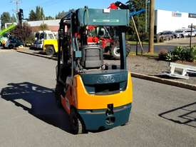 Toyota forklift Diesel flameproof  - picture1' - Click to enlarge