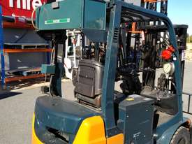 Toyota forklift Diesel flameproof  - picture2' - Click to enlarge