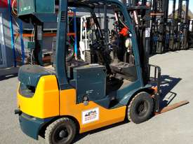 Toyota forklift Diesel flameproof  - picture3' - Click to enlarge