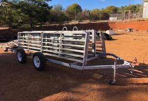 Commander Ag-quip Sheep Yards