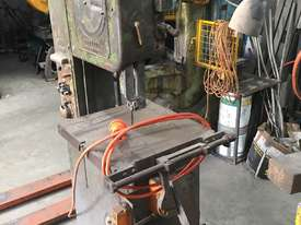 Metal Bandsaw Doall  - picture0' - Click to enlarge