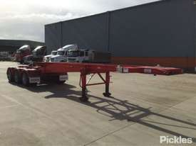 2000 Barker Heavy Duty Tri Axle - picture0' - Click to enlarge